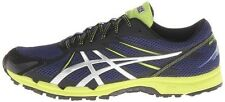 ASICS Men's Gel Fuji Racer 3 Trail Running Shoe Navy/Silver/Lime Punch 5093