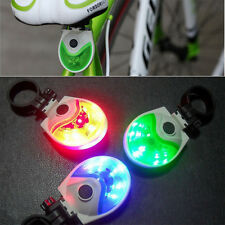 UFO Bicycle Light LED Safety Warning Lamp For Bicycle Taillight Lights Mountain