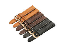 18-22mm Quick Release Genuine Leather Watch Band RG Tang Buckle Strap For Tissot