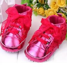 Newborn Toddler Baby Boy Girl Cute Soft Sole Shoes Walking Sneakers Shoes 0-12M