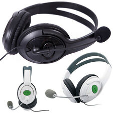 Headphone Stereo Headset Gaming with Microphone for Microsoft XBOX 360 Xbox360