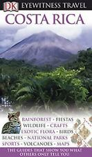 Costa Rica (EYEWITNESS TRAVEL GUIDE)-ExLibrary