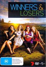 WINNERS and LOSERS : SEASON 1 : NEW DVD