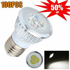 Bright Dimmable 9W E27 COB LED Recessed Ceiling Downlight Spot Light Bulb Lamp