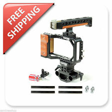 CAMTREE HUNT professional cage 15mm Rod Adapter For Blackmagic Pocket Camera