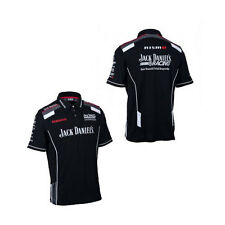 JACK DANIELS RACING TEAM V8SUPERCARS JDR MENS TEAM POLO BLACK SIZE SMALL ONLY