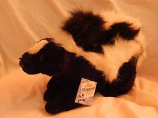 "12"" Long ""Sachet"" Stuffed Skunk Plush w/ Tags 31005 Aurora Flopsies Coll. Beans"