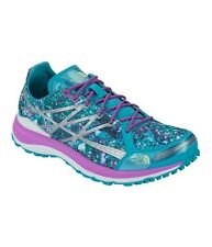 The North Face Womens Ultra Tr 2 Trail Running Shoes - Blue/Violet