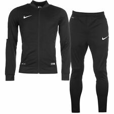 MENS OFFICIAL NIKE WARM UP DRI-FIT TRACKSUIT TRAINING GYM FITNESS - SIZES S-2XL