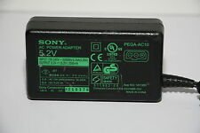 GENUINE SONY PEGA-AC10 PDA / MOBILE POWER SUPPLY CHARGER PSU - USED FULLY TESTED