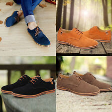 Men'S Fashion Dramatic British Style Casual Breathable Luxury Faux Leather Shoes