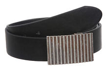 """1 1/2"""" Clamp On Rectangular Buckle with Free Belt Strap"""