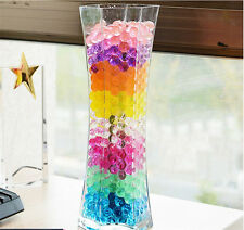 Magic Jelly Crystal Mud Soil Water Bead Pearl Gel Beads Balls Flower Plant Craft