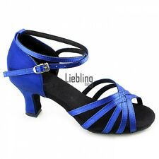 Fashion Women's Brillante Latin Ballroom Dance Shoes Latin Shoes LEBB Color