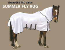 GEE TAC HORSE FLY RUG MASK UV AND  SWEETITCH PROVEN COMBO 4.9
