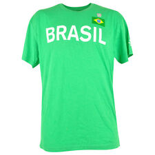 Fifa World Cup Brasil Brazil Heather Soccer Futbol Mens Adult Tee Tshirt