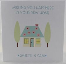 NEW HOME HOUSE WARMING CONGRATULATIONS card Handmade & Personalised NH06