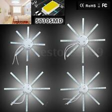12/16/20/24W 220V 5730 SMD LED Panel Lamp Celling Down Light Fixture Replacement