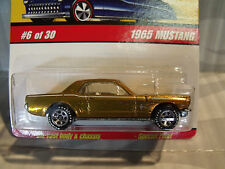 HOT WHEELS HWC CLASSICS SERIES 2 1965 MUSTANG