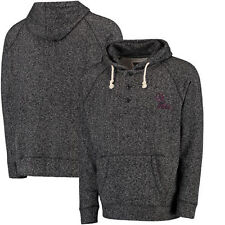Ole Miss Rebels Colosseum Roadster Pullover Hoodie - Charcoal - NCAA
