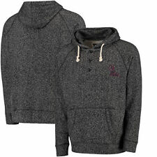 Ole Miss Rebels Colosseum Roadster Pullover Hoodie - Charcoal - College