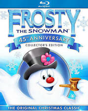 Frosty The Snowman (Blu-ray Disc, 2015, 45th Anniversary) w/slipcover