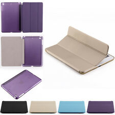 Smart Magnetic PU Leather Stand Case Cover For Apple iPad 2 3 4 Mini Air 1/2 UK