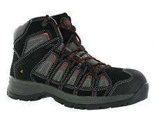 CAT Caterpillar Dashboard Steel Toe Cap Safety Work Mens Ankle Boots Size 6-12