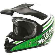 Arctic Cat™ Sno Pro MX® Sno Cross Snowmobile & ATV Helmet - Green - 5242-37_