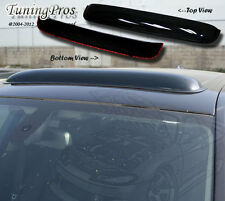 BMW X5 E70 07-13 4 Door 5pc Wind Deflector Outside Mount Visors & Sunroof