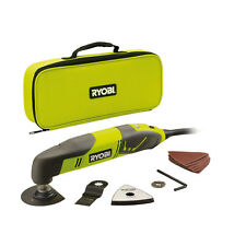 Ryobi RMT200-SA44 Multi Tool Cutter and Sander 200w With 44 piece accessory's