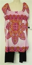 BCX Girl New Girls 2pc. Pink Outfit Sz M & L Retail $34
