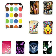 Neoprene Tablet Sleeve Case Pouch Bag With Strap For iPad Air1 2 Pro 9.7/10.5""