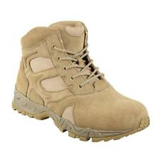 """Rothco 5368 6"""" Desert Tan Forced Entry Deployment Boot"""
