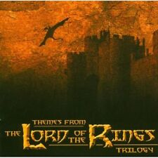 Themes From The Lord Of The Rings Various Artists Audio CD