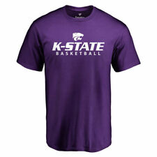 Kansas State Wildcats Kansas State Basketball T-Shirt - Purple - NCAA