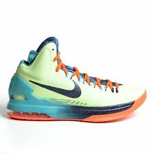 NIKE KD 5 V ALLSTAR AREA 72 LIME 2013 AS ALL STAR GAME KEVIN DURANT 583111-300