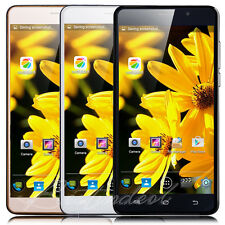 6'' Large Screen Unlocked Quad Core 2Sim 3G/GSM Android 5.1 Smart Mobile Phone
