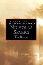 The Rescue by Nicholas Sparks (2000, Hardcover)