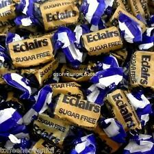 Thorne's Sugar Free Eclairs Toffees Wrapped Diabetic Thornes Toffee Retro Sweets