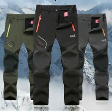 New  Waterproof Outdoor Mens Camping Tactical Cargo Pants Casual Combat Trousers