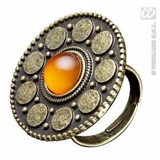 Celtic Rings Jewellery for Viking Nordic Gaul Fancy Dress Accessory