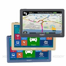 "XGODY 7""HD 8GB Touch Screen Intelligent Voice warning CAR GPS Navigator"