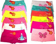 6 12 pks Girls Seamless Boxer Shorts NEW Designs Lot Underwear #31875/#31876 S~L