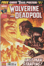 WOLVERINE AND DEADPOOL #19 - [2011 EXC CON]