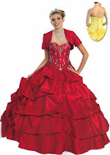 BALL G)WN COCKTAIL BRIDESMAIDS HOMECOMING LONG PROM FORMAL DRESS BALL GOWN 4-20