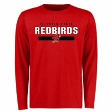 Illinois State Redbirds Team Strong Long Sleeve T-Shirt - Red - College