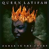 QUEEN LATIFAH - Order in the Court [PA] (CD, Jun-1998, Motown)