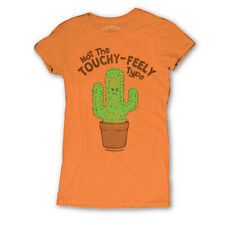 David and Goliath Womens T-shirt - Touch Feely