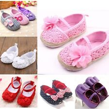 0-18 Months Baby Infant Toddler Crib Boys Girls Soft Sole Shoes Holloween Gifts